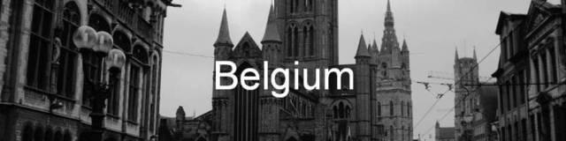 Belgium. (Sint-Niklaaskerk)(Belfort)(Sint-Baafskathedraal), Belgica. Church Nicholas, Belfry, Cathedral Ghent Belgium
