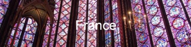France. Saint Chapelle, Paris