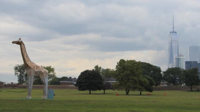 2014-09 Parque en Governors Island