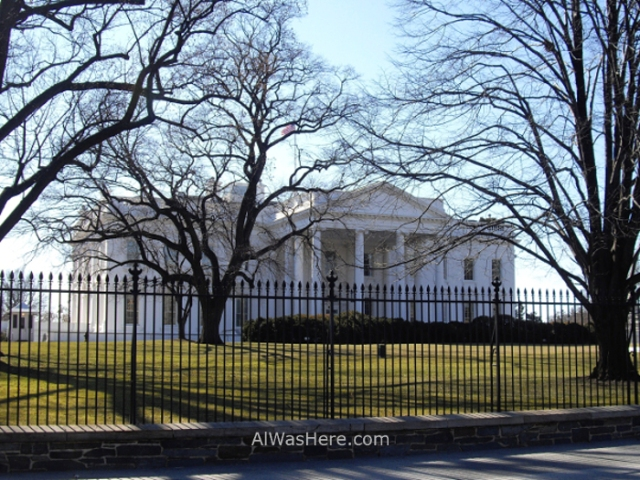 La Casa Blanca white house washington DC
