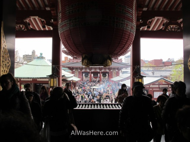 Main Hall, Senso-ji
