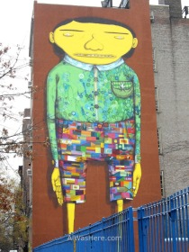 Graffiti in Chelsea