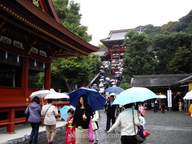 Templo Hachimangu