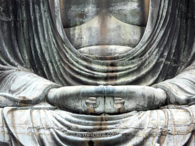 Gran Buda Kamakura Daibutsu Great Buddha
