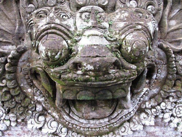 Detalle templo Ubud