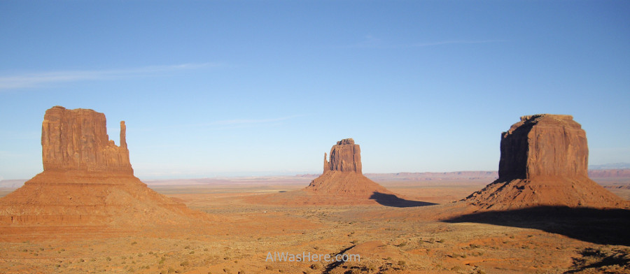 Monument Valley from the Visitor Center