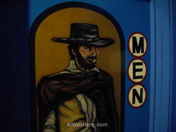 Roadside restaurant in Arizona