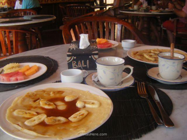 Desayuno Bali