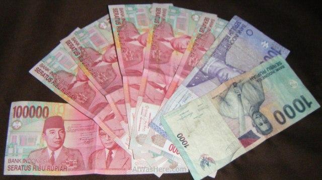 Rupias Indonesias