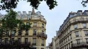 Buildings in any avenue in Paris