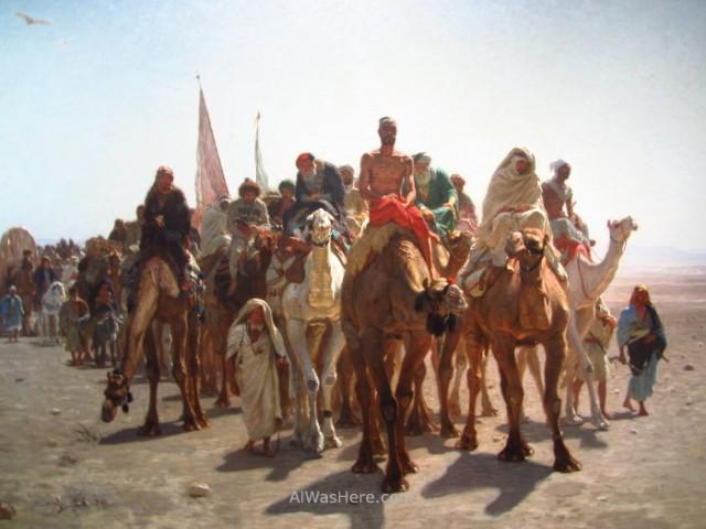peregrinos-yendo-a-la-meca