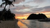 Marimegmeg / Las Cabanas Beach, El Nido, Philippines