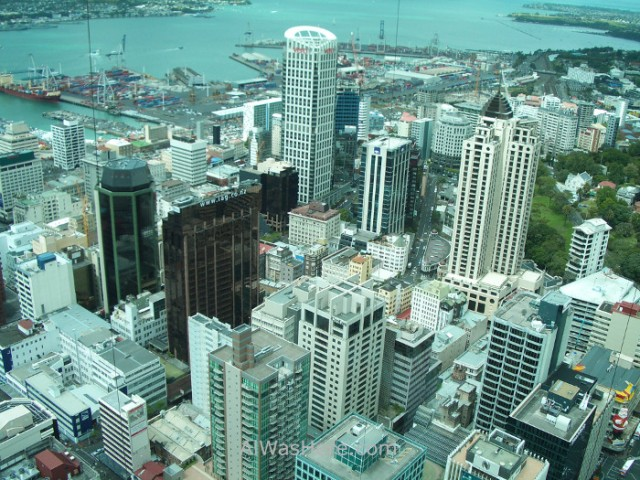 auckland-downtown