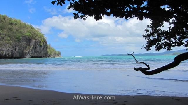 Playa en Sabang, Palawan, Filipinas. Beach, Philippines