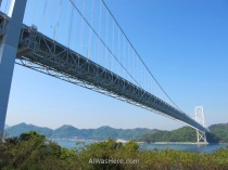 Innoshima Bridge, Shimanami Kaido, Japan