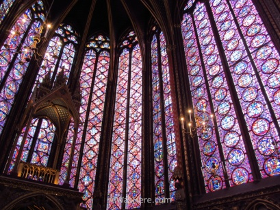 Saint Chapelle, Paris