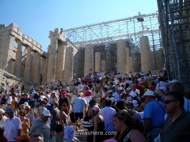 Atenas 0. Acropolis. Athens Grecia, Greece