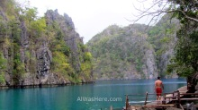 Kayangan Lake, Coron Island, Palawan, The Philippines