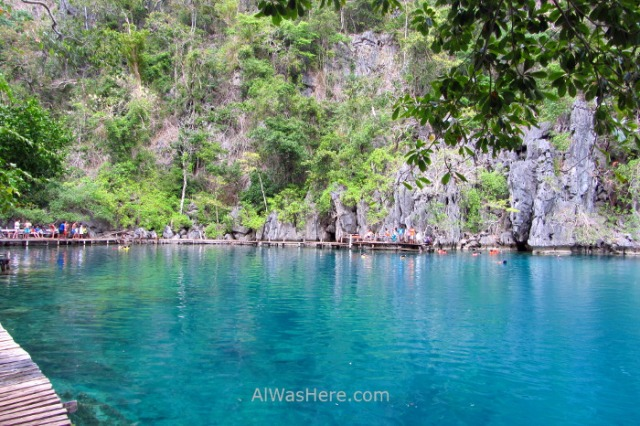 Isla de Coron 12. Kayangan Lake, Palawan, Filipinas. Coron Island, The Philippines