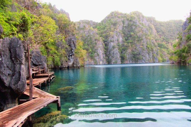 Isla de Coron 13. Kayangan Lake, Palawan, Filipinas. Coron Island, The Philippines