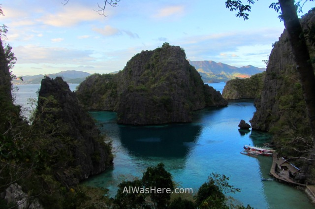 Isla de Coron 14. Kayangan Lake, Palawan, Filipinas. Coron Island, The Philippines
