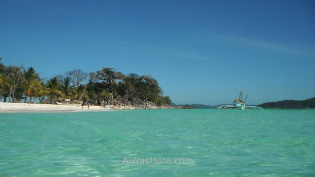 MALCAPUYA, BANANA, BULOG DOS ISLANDS 11. Malcapuya Island, Coron, Palawan, Filipinas. Philippines