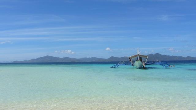 MALCAPUYA, BANANA, BULOG DOS ISLANDS 3. Bulog Dos, Coron, Palawan, Filipinas. Philippines