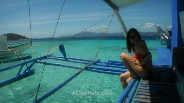 MALCAPUYA, BANANA, BULOG DOS ISLANDS 4. Banana Island, Coron, Palawan, Filipinas. Philippines