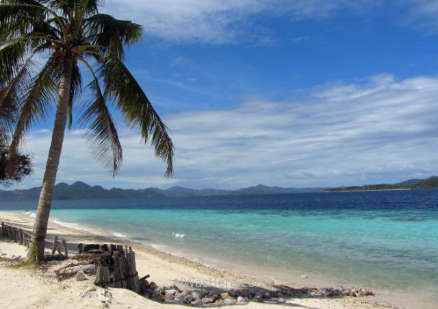 MALCAPUYA, BANANA, BULOG DOS ISLANDS 5. Banana Island, Coron, Palawan, Filipinas. Philippines