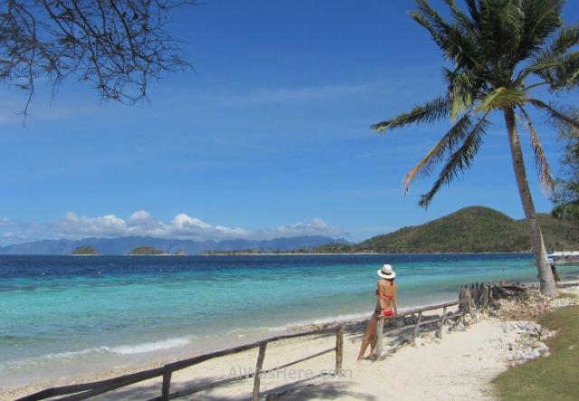 MALCAPUYA, BANANA, BULOG DOS ISLANDS 6. Banana Island, Coron, Palawan, Filipinas. Philippines