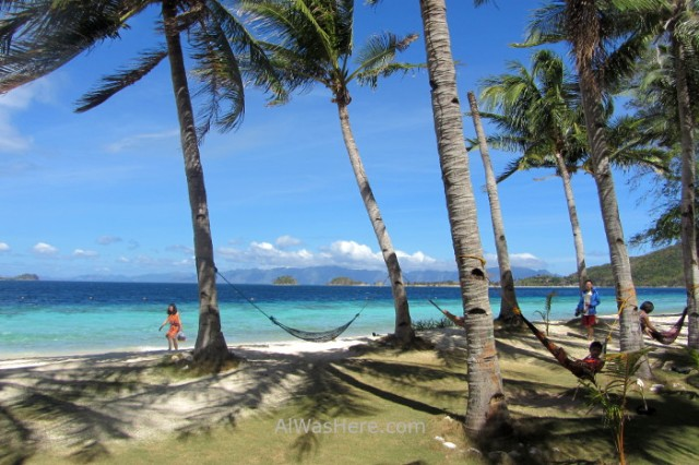 MALCAPUYA, BANANA, BULOG DOS ISLANDS 8. Banana Island, Coron, Palawan, Filipinas. Philippines