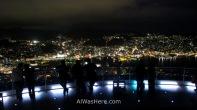 Mount Inasa lookout point, Nagasaki, Japan
