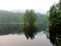 Lake Rice, Lynn Canyon Park, Vancouver