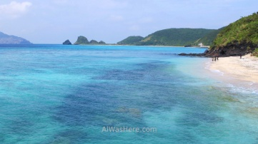 Beach in Zamami Island, Kerama Islands, Okinawa