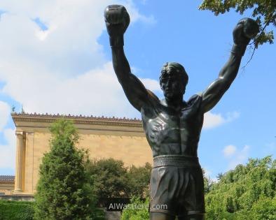 Rocky Balboa statue, Philadelphia