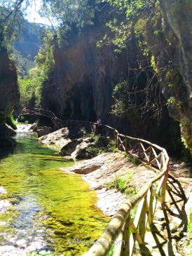 Borosa River, Sierra de Cazorla, Segura y Las Villas Natural Park