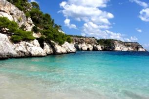 Macarelleta Cove, Menorca