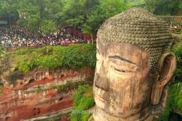 Grand Buddha, Leshan, Sichuan