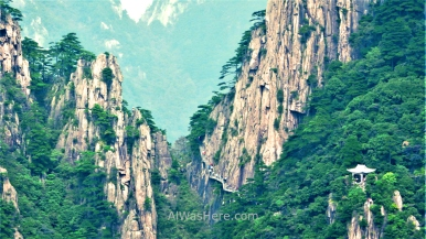 Western Canyon, Huangshan, China
