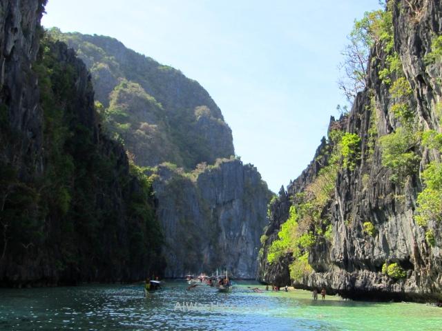 EL NIDO TOUR A Big Lagoon, Palawan, Filipinas (3)