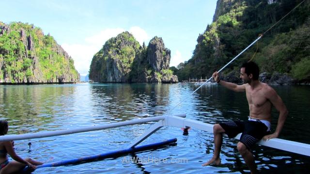 EL NIDO TOUR A Big Lagoon, Palawan, Filipinas Alwashere
