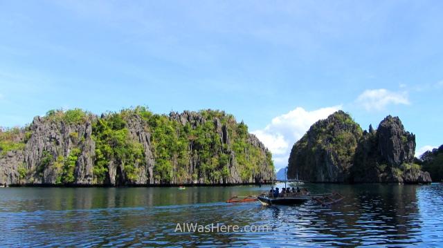 EL NIDO TOUR A Big Lagoon, Palawan, Filipinas