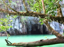 Entrance to Puerto Princesa Underground River, Palawan, The Philippines