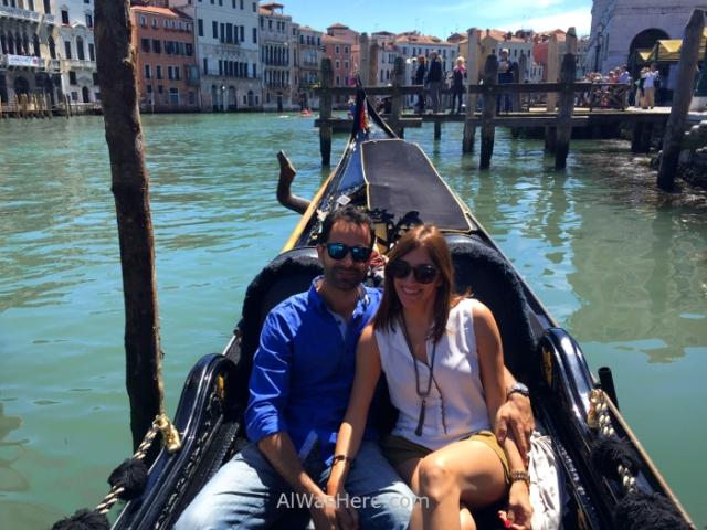 Venecia intro, Venice, Alwashere gondola Italia Italy