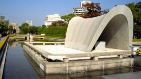 Memorial Park, Hiroshima, Japan