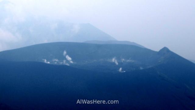 Kirishima Parque Nacional 0. Vista volcano Shinmoedake view National Park Japon Japan Kyushu Ebino Kogen