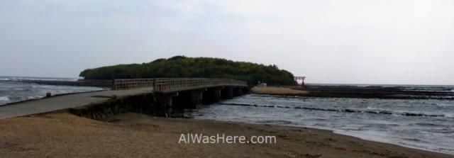 AOSHIMA 1. Isla Island templo temple shrine santuario Japan Japon Kyushu Miyazaki