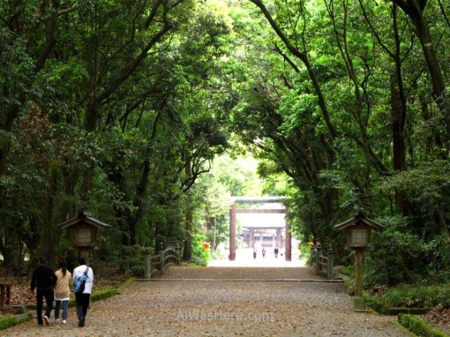 AOSHIMA 5. Isla Island templo temple shrine santuario Japan Japon Kyushu Miyazaki
