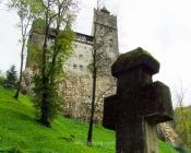 Bran or Dracula's Castle, Transylvania, Romania