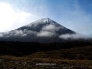 Mount Ngauruhoe, Tongariro National Park, New Zealand
